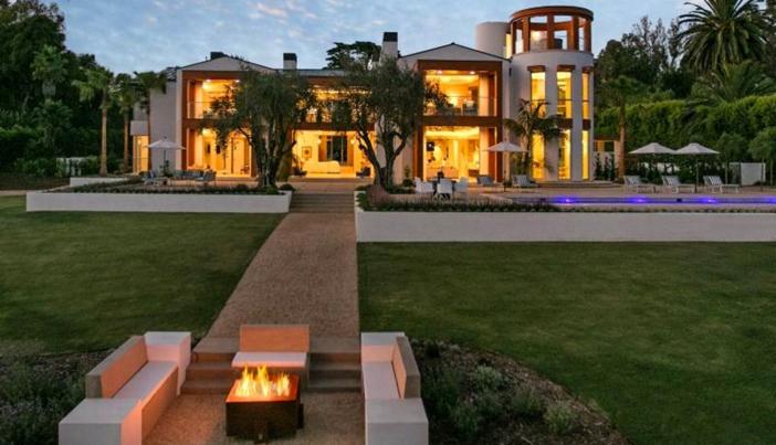 $35 Million Contemporary Mansion in Santa Barbara California 5