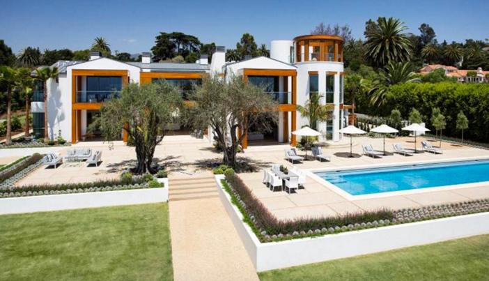 $35 Million Contemporary Mansion in Santa Barbara California 6