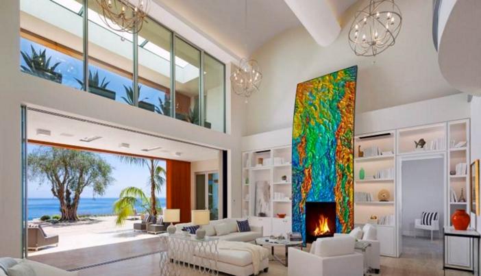 $35 Million Contemporary Mansion in Santa Barbara California 9