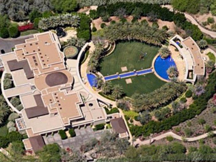 $35 Million Villa Paradiso Mansion in Arizona 13