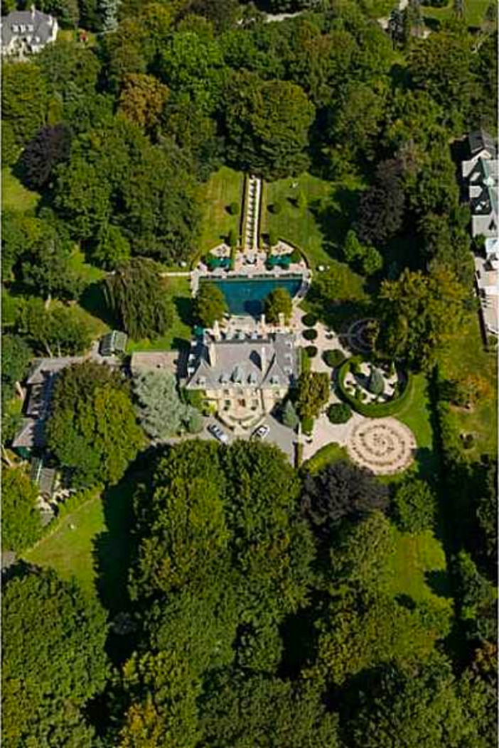 $4.9 Million Gated French Manor in Newport Rhode Island 2