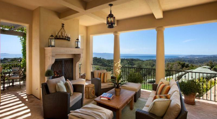 $45 Million Cima Del Mundo Estate in Montecito California 17