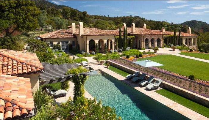 $45 Million Cima Del Mundo Estate in Montecito California 2