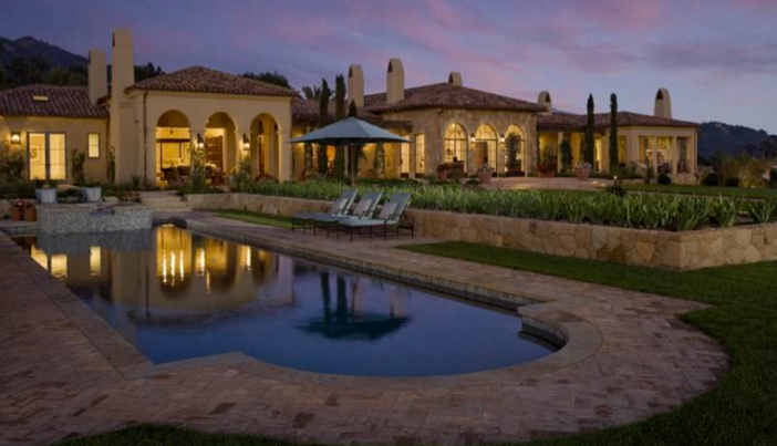 $45 Million Cima Del Mundo Estate in Montecito California 3
