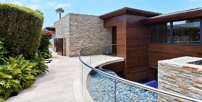 $45 Million Modern Masterpiece in Laguna Beach California