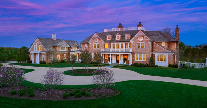 $45 Million Twin Peaks Country Mansion in New York 3