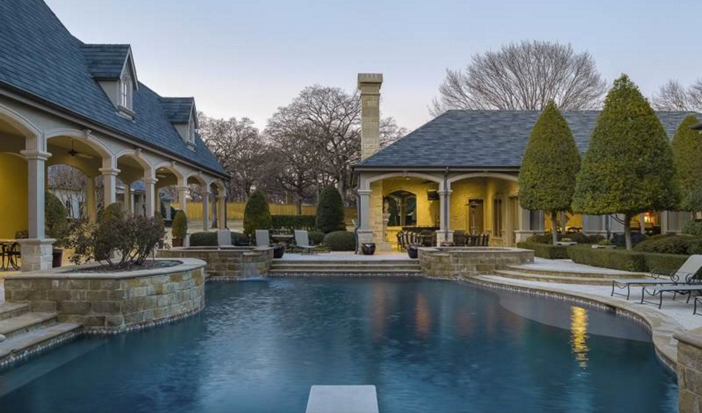 $5.5 Million Architectural Masterpiece in Texas 13