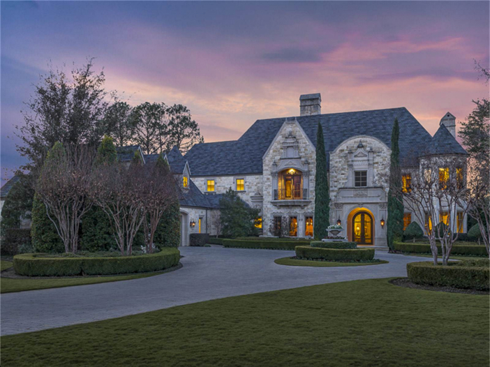 $5.5 Million Architectural Masterpiece in Texas