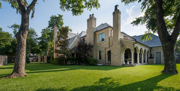 $5.6 Million Enchanting French Provincial Estate in Texas 12