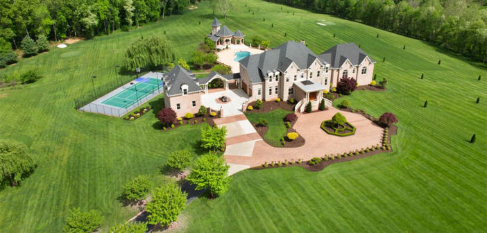 $7 Million Magnificent Mansion in Maryland 11