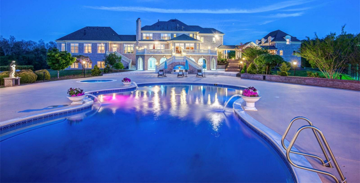 $7 Million Magnificent Mansion in Maryland 8