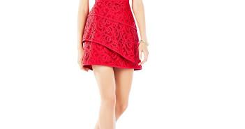 BCBGMAXAZRIA Hannah Lace Dress