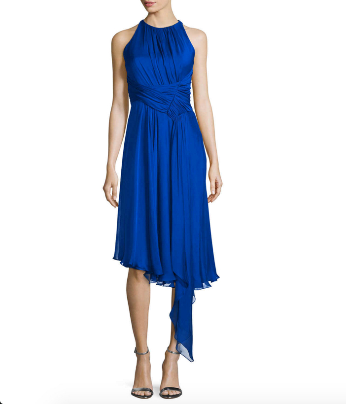 Carmen Marc Valvo Cocktail Dresses 117