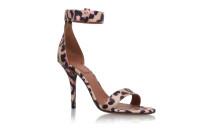 Givenchy Retra Leopard Print Sandal 4