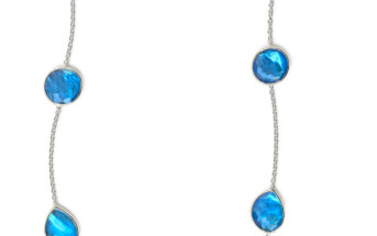 Ippolita Rock Candy Wonderland Station Necklace