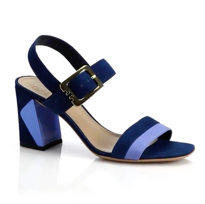 Tory Burch Palermo Suede Slingback Sandals 2