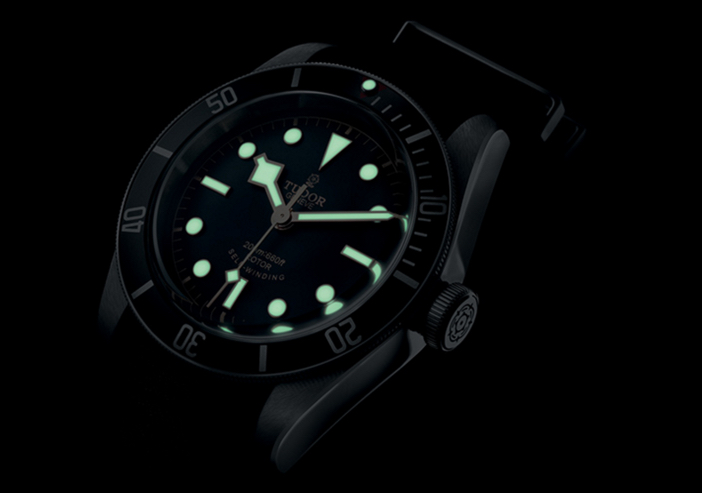 Tudor Heritage Black Ray 4