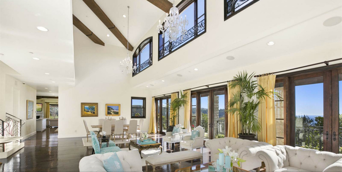 $12.8 Million Maison De Provence Estate in Laguna Beach California 7
