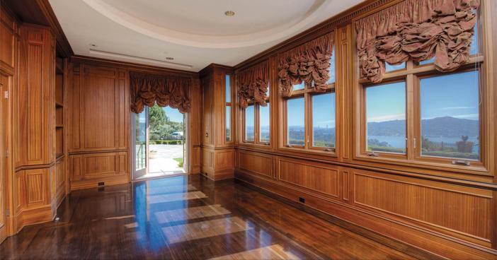 $12.9 Million Stunning Resort Quality Estate in Tiburon California 13