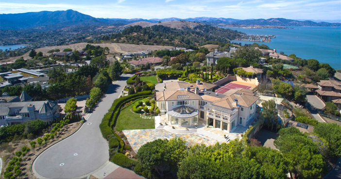 $12.9 Million Stunning Resort Quality Estate in Tiburon California 2