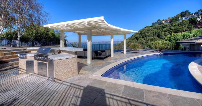 $12.9 Million Stunning Resort Quality Estate in Tiburon California 21
