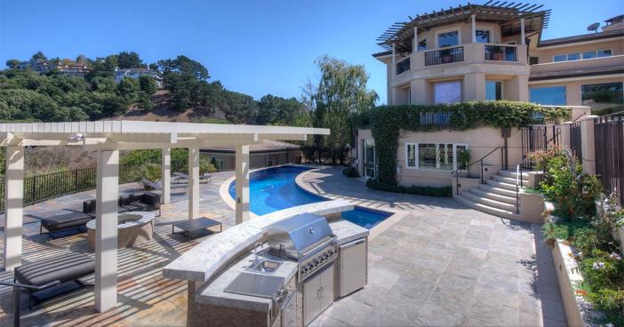 $12.9 Million Stunning Resort Quality Estate in Tiburon California 22