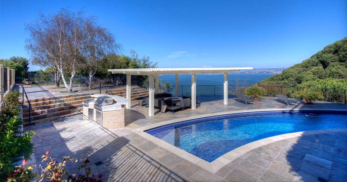 $12.9 Million Stunning Resort Quality Estate in Tiburon California 23