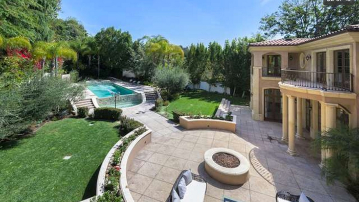 $12.9 Million Tuscan Mediterranean Villa in Beverly Hills 20