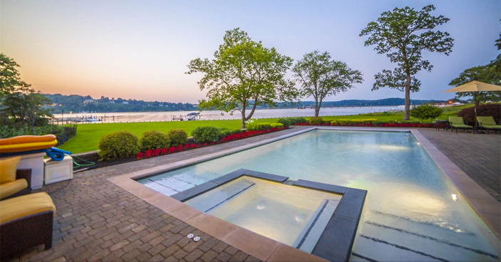 $14.9 Million Riverblades Estate in New Jersey 11