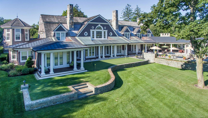 $14.9 Million Riverblades Estate in New Jersey 19