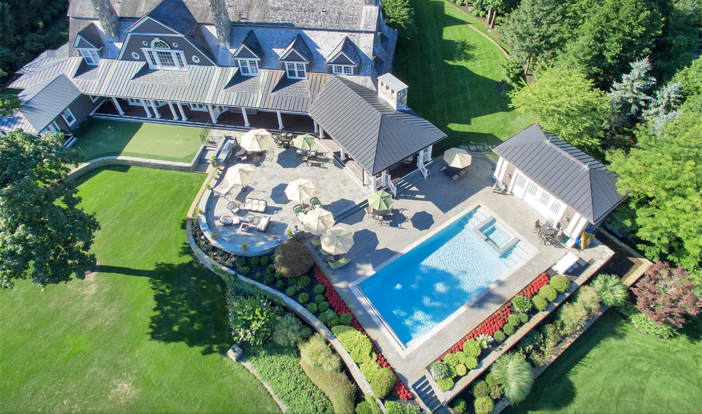 $14.9 Million Riverblades Estate in New Jersey 2