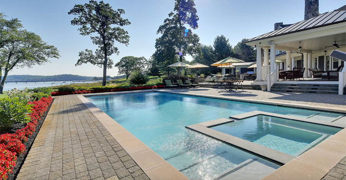 $14.9 Million Riverblades Estate in New Jersey 8