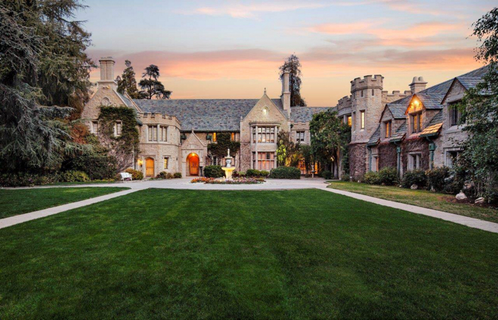 $200 Playboy Mansion in Los Angeles California