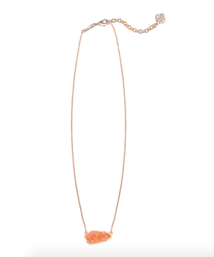 Kendra Scott Cami Opal Pendant Necklace 2