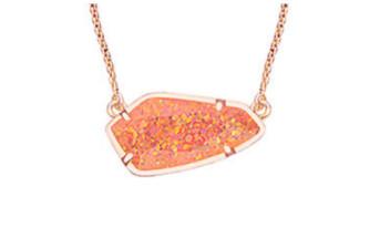Kendra Scott Cami Opal Pendant Necklace