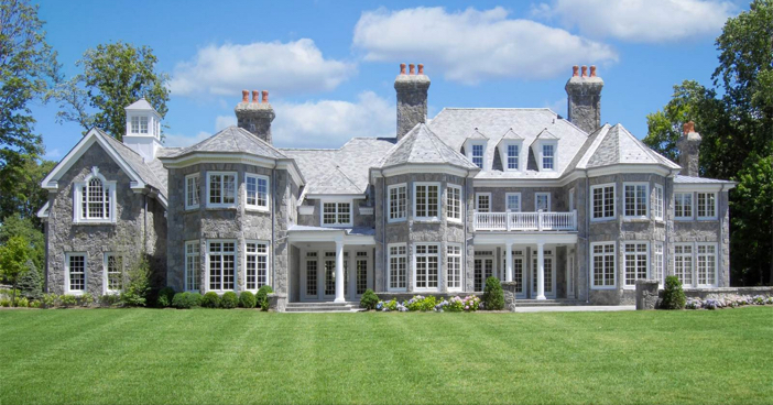$12.5 Million Stone Georgian Mansion in Greenwich Connecticut 3