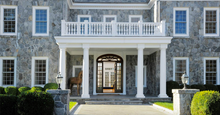 $12.5 Million Stone Georgian Mansion in Greenwich Connecticut 4