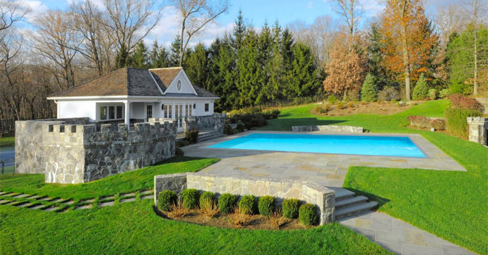 $12.5 Million Stone Georgian Mansion in Greenwich Connecticut 5