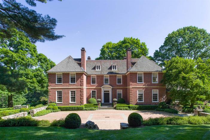 $15.8 Million Classic Brick Masterpiece in New York 2