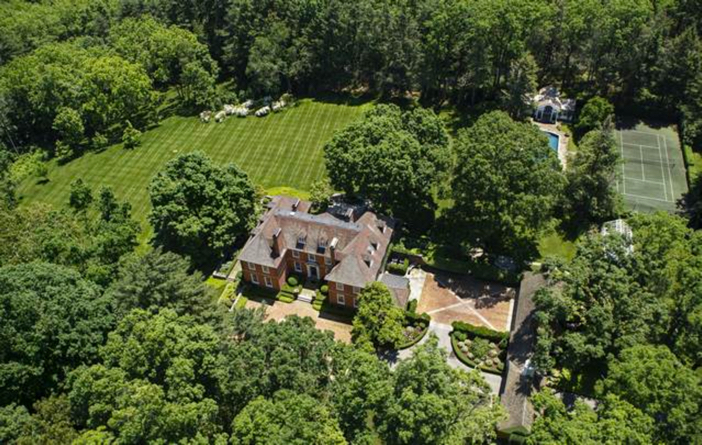 $15.8 Million Classic Brick Masterpiece in New York