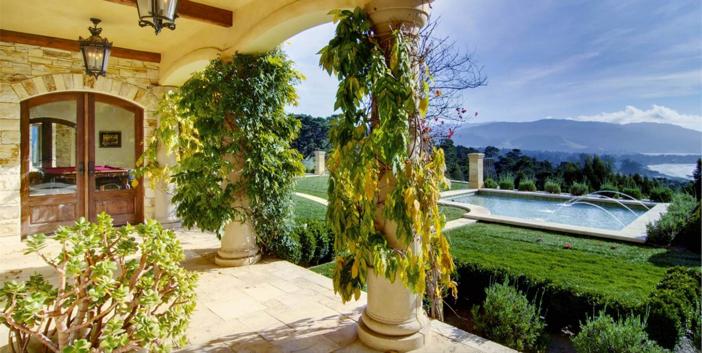 $22 Million Excellent Mediterranean Estate in Pebble Beach California 13