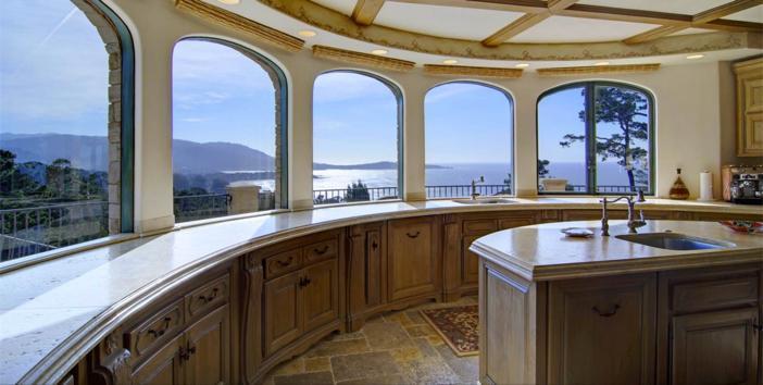 $22 Million Excellent Mediterranean Estate in Pebble Beach California 9