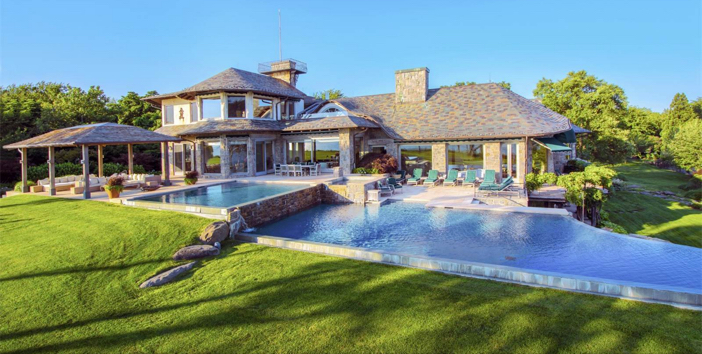 $49 Million Private Waterfront Estate in Sag Harbor New York 6