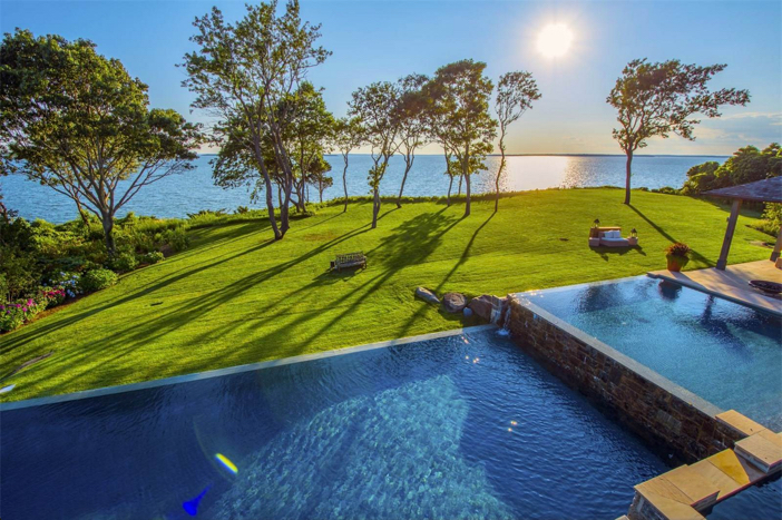 $49 Million Private Waterfront Estate in Sag Harbor New York