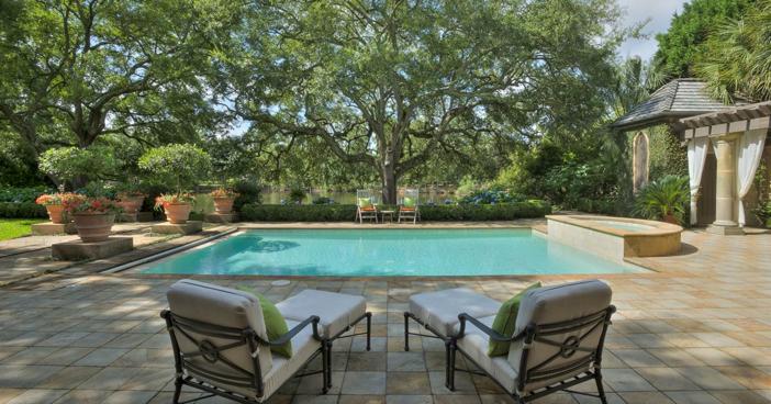 $5.9 Million European Style Lakefront Estate in Charleston South Carolina 14