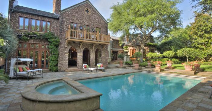 $5.9 Million European Style Lakefront Estate in Charleston South Carolina 15