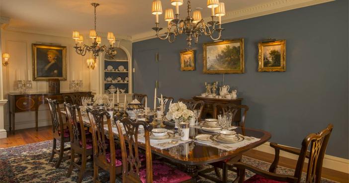 $5.9 Million European Style Lakefront Estate in Charleston South Carolina 4