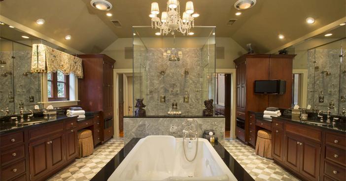 $5.9 Million European Style Lakefront Estate in Charleston South Carolina 9