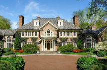 $6.9 Million Country Georgian Mansion in Greenwich Connecticut 2