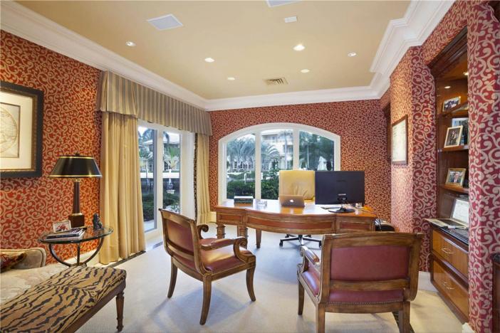 $6.9 Million Lake Como-Inspired Point Estate in Boca Raton Florida 11